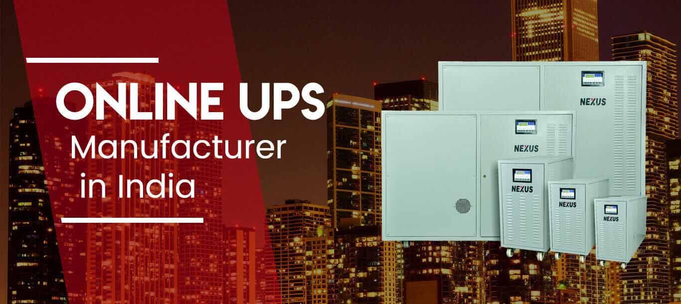 Buy Online UPS at Best Price in India - Nexusups com